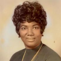 Phyllis M. Hoyte