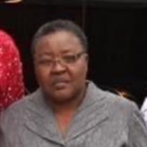 Ms. Mary Virginia Boone