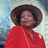 Mrs Willie Ruth (Philly) Hargers
