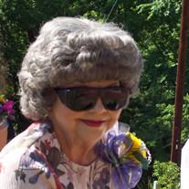 Mrs. Betty McManus Mobley