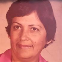 Agnes Ahearn Garza