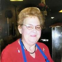 """Mary """"Snapper"""" Elizabeth Ford-Palmer"""