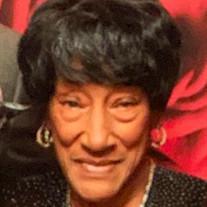 Mrs. Callie Mae Luster
