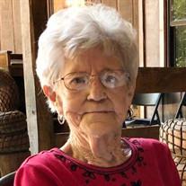 Mary Sue Burgund of Henderson