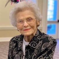 Mrs. Cleo Edenfield Mallard