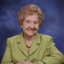 Mrs. Mary Ann Overby