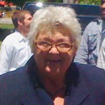 Barbara Van Dusen of Bethel Springs, Tennessee