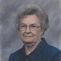 Mrs. Mary Ann Holland