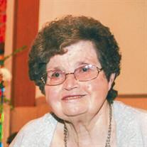 Mrs. Mary Hush Frank