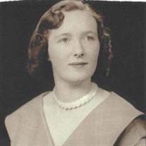 Mrs. Rosaleen Bevan