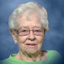 Mrs Alice Mae Baker