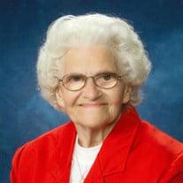 Edna May Madden