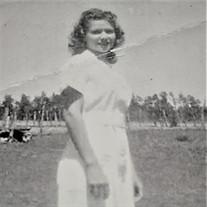 Louise Agnes Largent