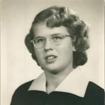 Doris Arlene Carpenter