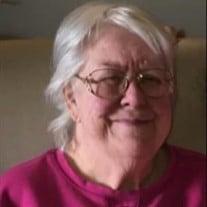 """Barbara """"Barb"""" Mae Strait"""