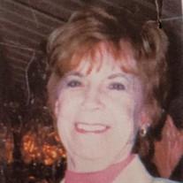 Betty Ann Maupin (Metzger)