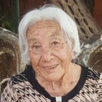 Maria Romero Tiscareño