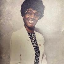 Ms. Rose Ella Allen,