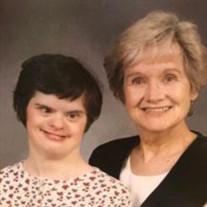 """Annette """"Nettie"""" Geraldine Vidmar"""