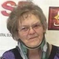 Rosetta Dean (Milburn) Wells