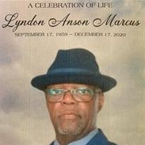 Lyndon Anson Marcus