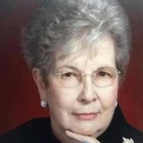 Mrs. Neddie Bourgeois Blanchard