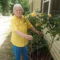 Mrs. Mildred Hettie Mae Cobb Roach Simmons