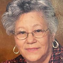 Bernice Mary Newman