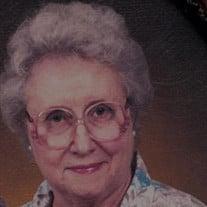"""Margaret """"Peg"""" C. Mohler"""