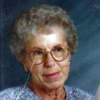 Betty Mae Keckler Crouse