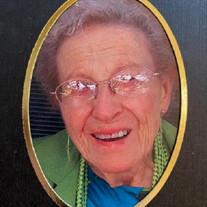 Dorothy Edra Vanden Bos