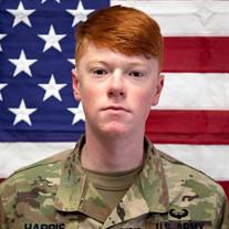 Cpl. Hayden Allen Harris of Guys, Tennessee