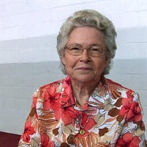 Mrs. Pearlie Davis Rhoden