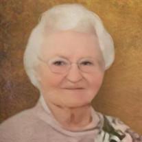 Mary Frances Rappold