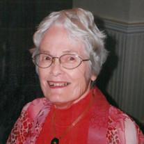 Nancy Faye Stakke Bauer