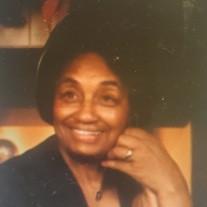 Mrs. Jane Gilmore Redman Johnson