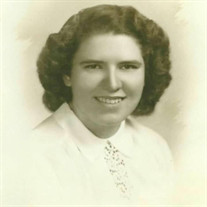 Margaret Ann Hart (Watson)
