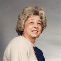 Mrs. Janie Lue Crosby Staggs
