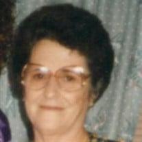 Gertrude LaVergne Carrier