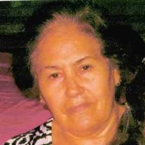 Angelica Ramirez de Alvarado