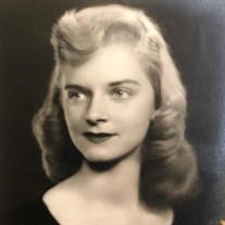 Valerie Gladys Bartholomew