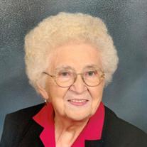 Mrs. Violet Rose Wiersema