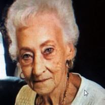 Mrs. Myra Ruth Edwards Maxwell