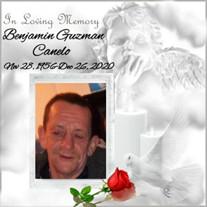 Benjamin (Canelo) Guzman