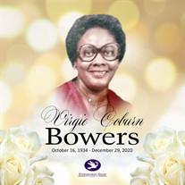 Ms. Virgie Coburn Bowers