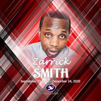 Mr. Zarrick Smith