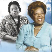 Mrs. Willie Earnestine Burton