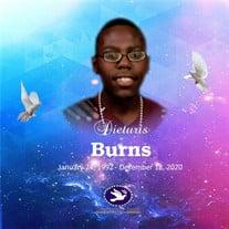 Mr. Dieturis Burns