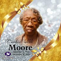 Mrs. Beatrice Wade Moore