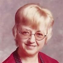 "Elizabeth ""Libby"" Grandfield Reber"